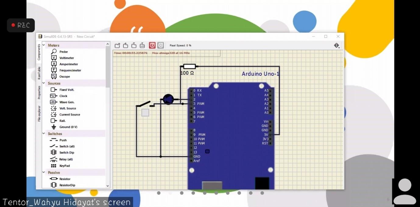Studi Robotika Arduino